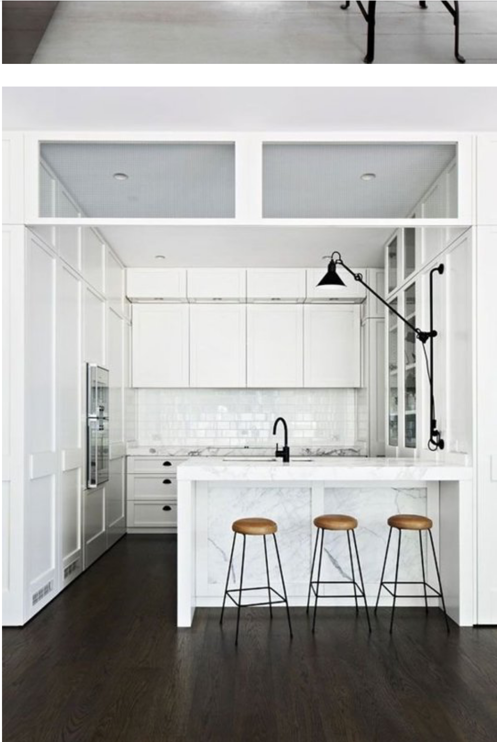 Simple with character.... ♡ this kitchen | For the Home | Pinterest ...