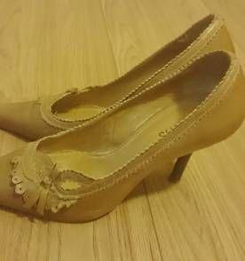 Lindo sapato Scarpin Stiletto
