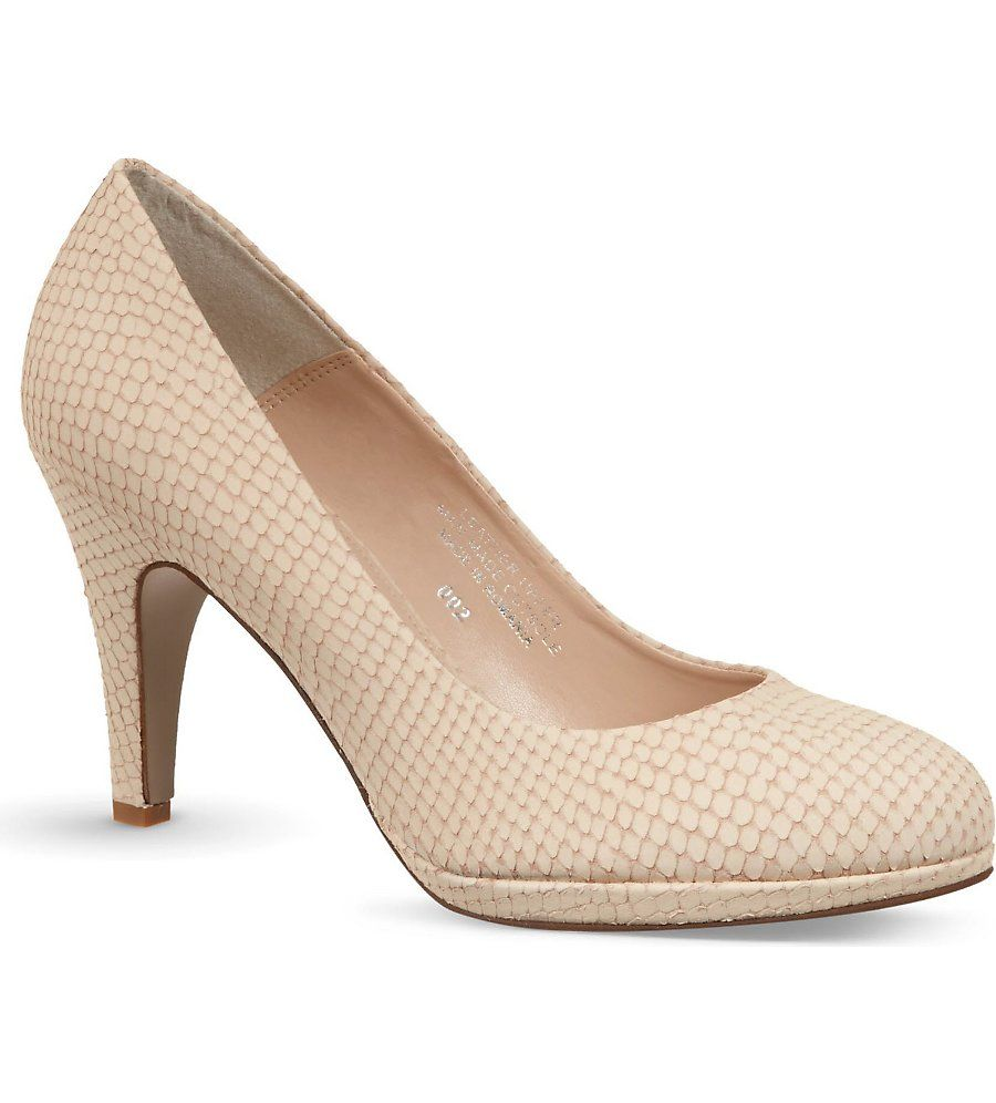 ace7dab5bce CARVELA Alas snake court shoes (Cream