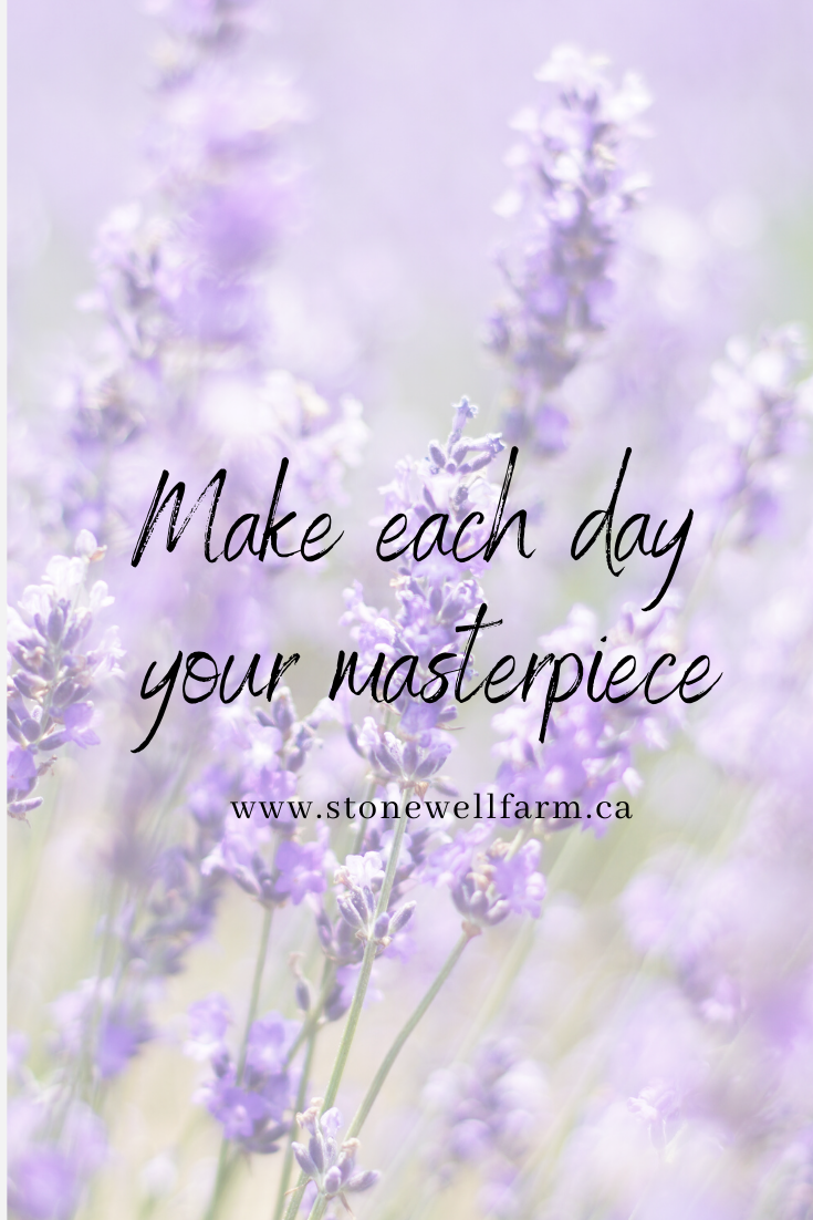 Life Quotes In 2020 Lavender Quotes Media Quotes Message Of Hope
