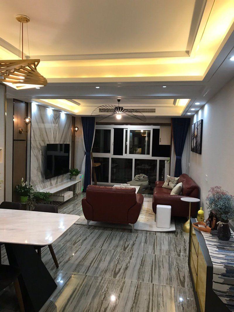 Vertigo Pendant Customer Showcase Qiandeng Town Kunshan City Jiangsu Mooielight