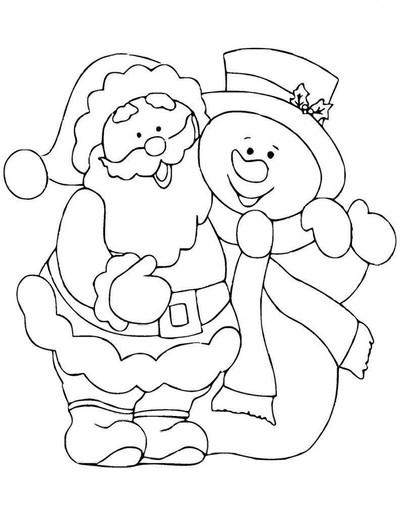 Brighten Up Your Christmas Holiday With Your Kids By Coloring
