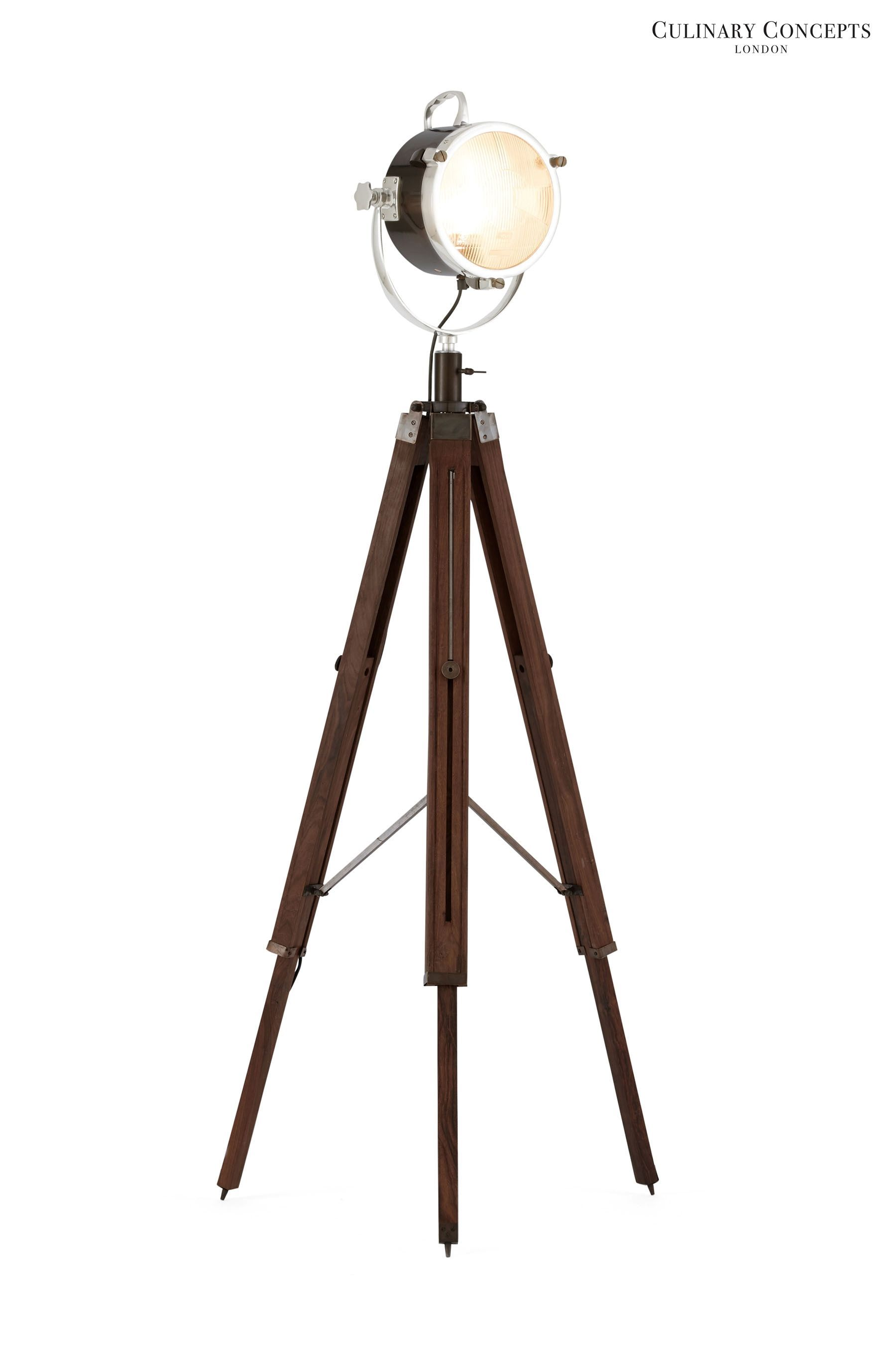 Buy Culinary Concepts Wooden Tripod Spotlight From The