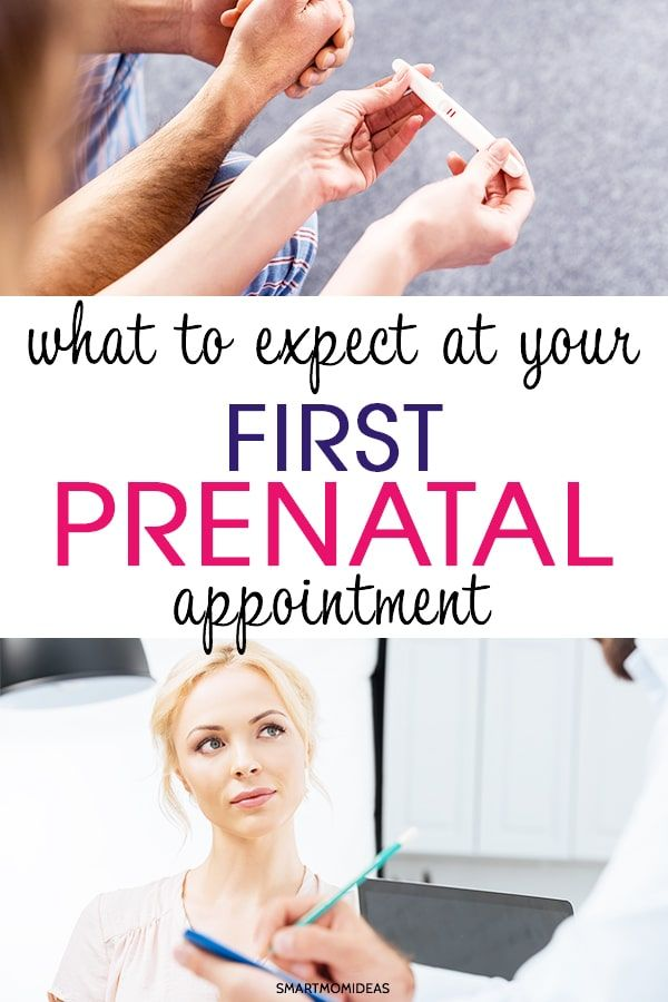 What to Expect At Your First Prenatal Visit | First ...
