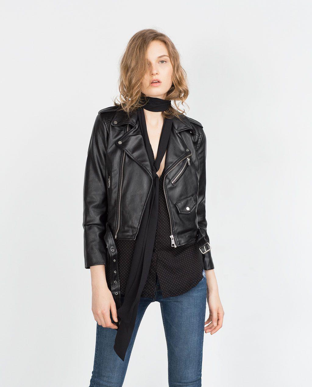 Kurtka Iz Iskusstvennoj Kozhi Zhakety Zhenshiny Outerwear Women Jackets For Women Jackets [ 1269 x 1024 Pixel ]