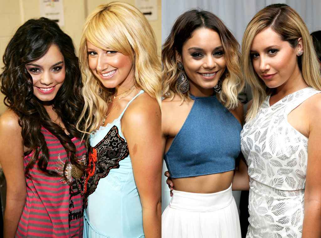 Brittny Gastineau & Kim Kardashian from Famous Friends: Then & Now ...