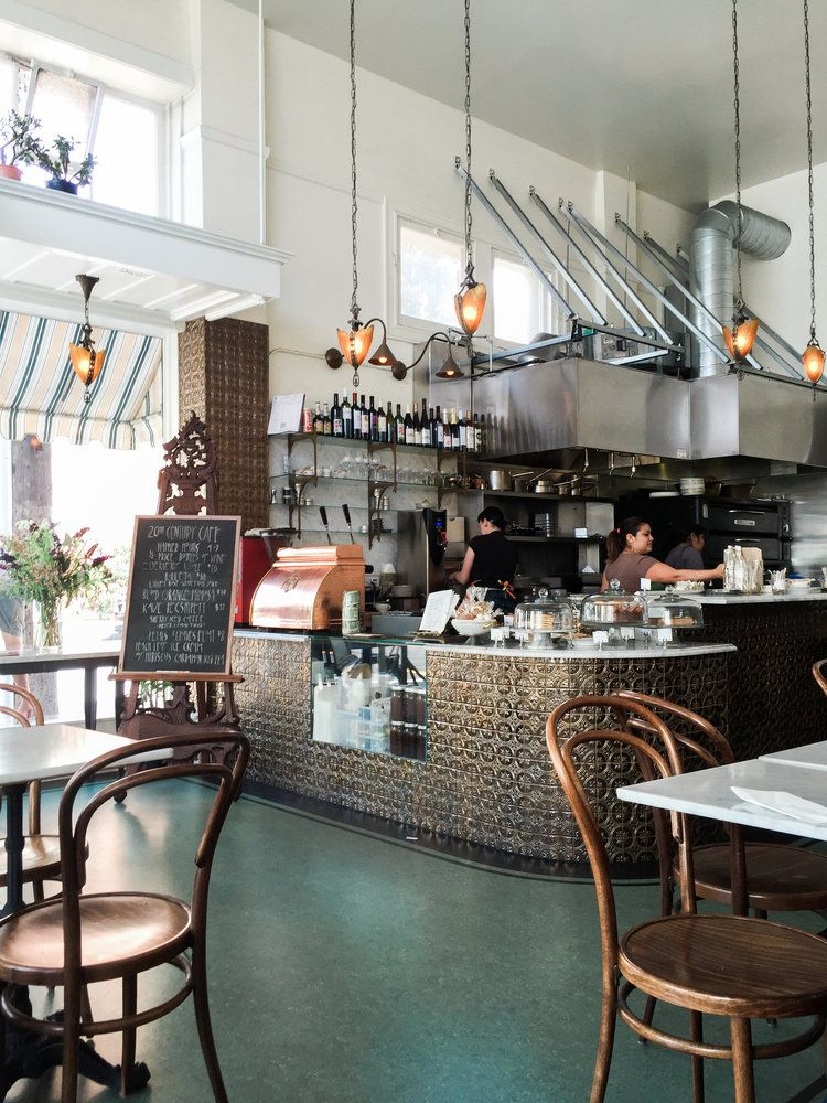 20th Century Cafe // San Francisco, CA Home decor, Cafe