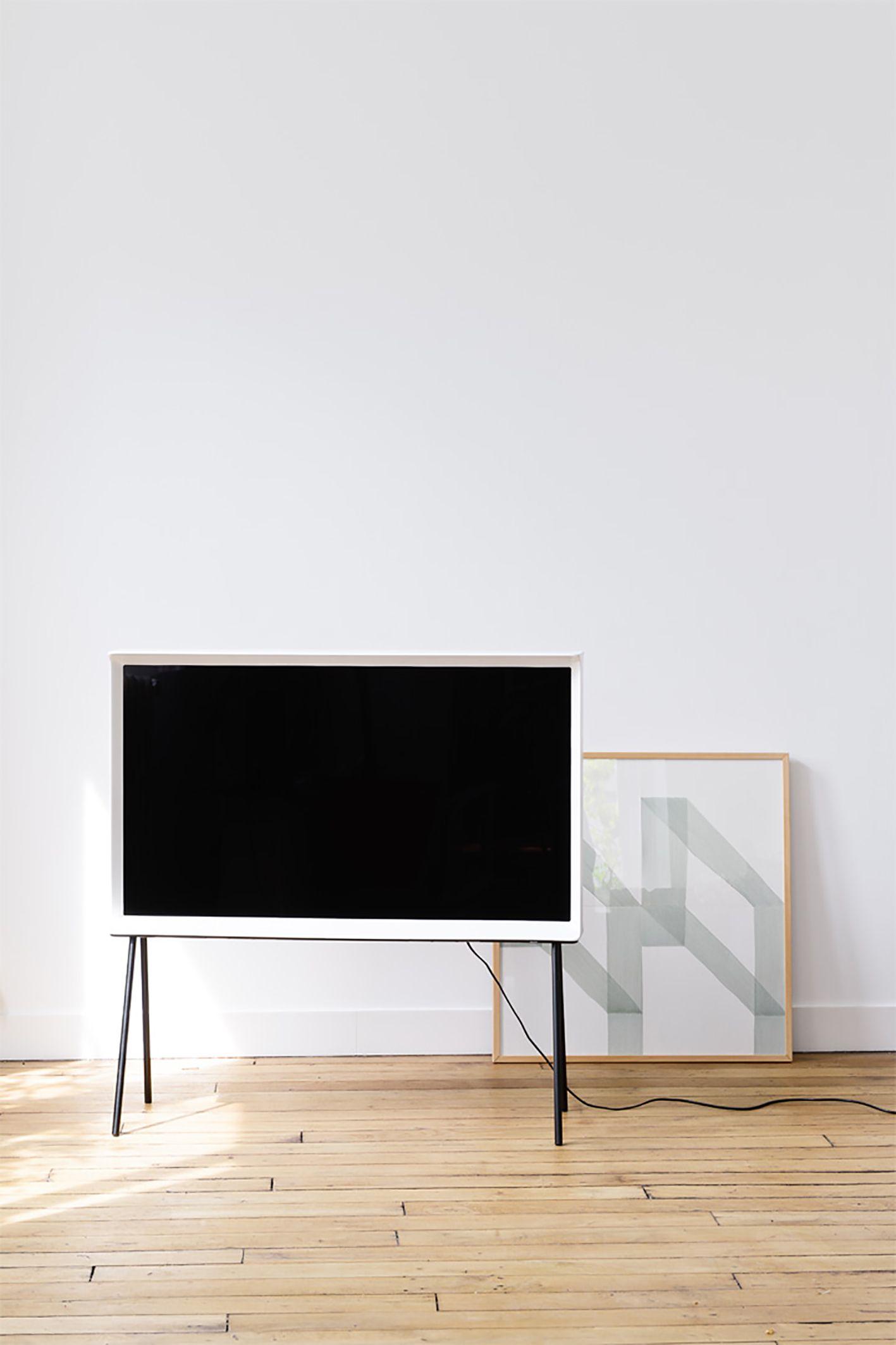 Samsung Serif Tv Home Goods Pinterest Serif And Tech # Meuble Tv Designer