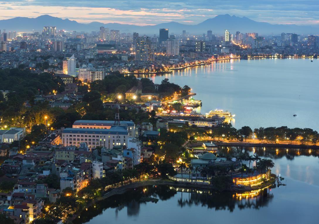 vietnam hovedstad