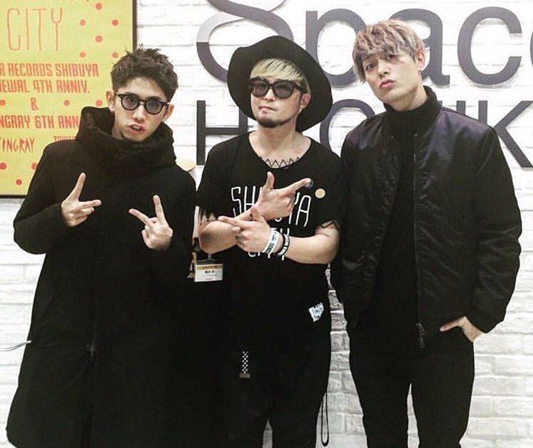 ONE OK ROCK taka&toru & rui hashimoto
