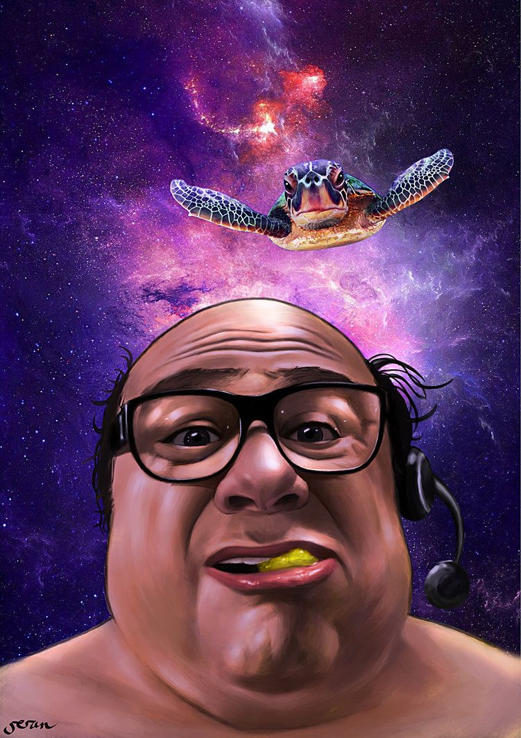 Frank Reynolds Art Painting Quote