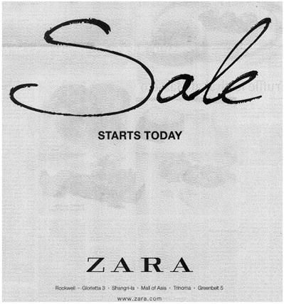 ZARA End-of-Season Sale, Up to 50% OFF Selections! (With