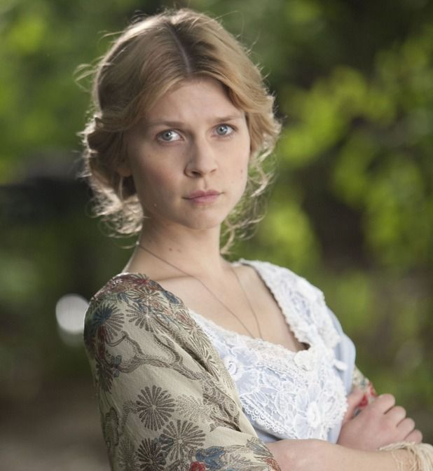 Birdsong Clemence Poesy Interview I M Not At All Like Isabelle