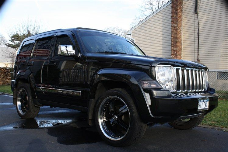 custom jeep liberty bumpers Jeepin_It_Real's 2008 Jeep
