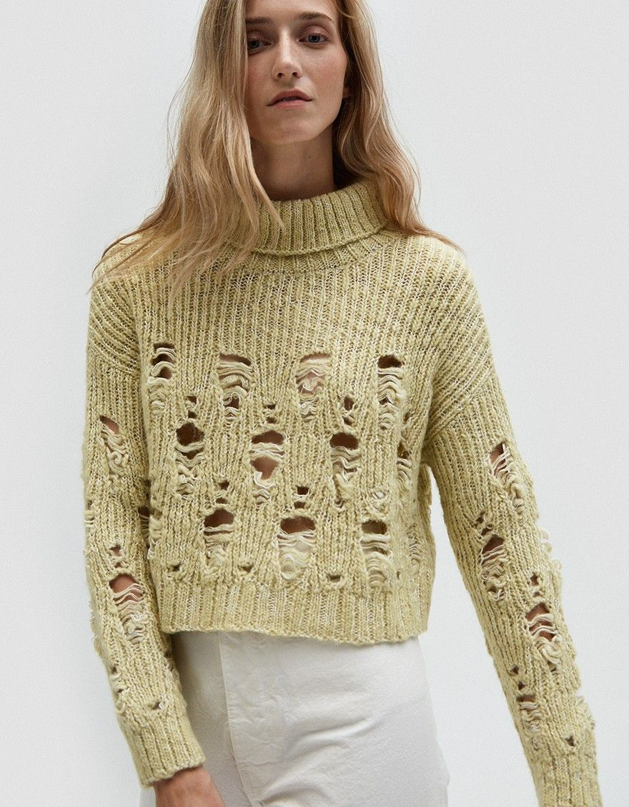 Knitted life | Fashion, Sweaters, Knitted