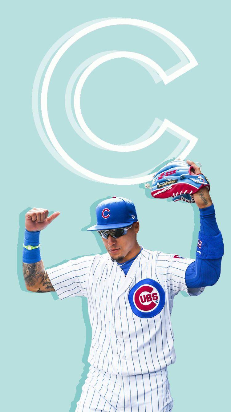 Javier Baez Wallpapers Top Free Javier Baez Backgrounds Wallpaperaccess Kris Bryant Chicago Cubs Chicago Cubs Cubs