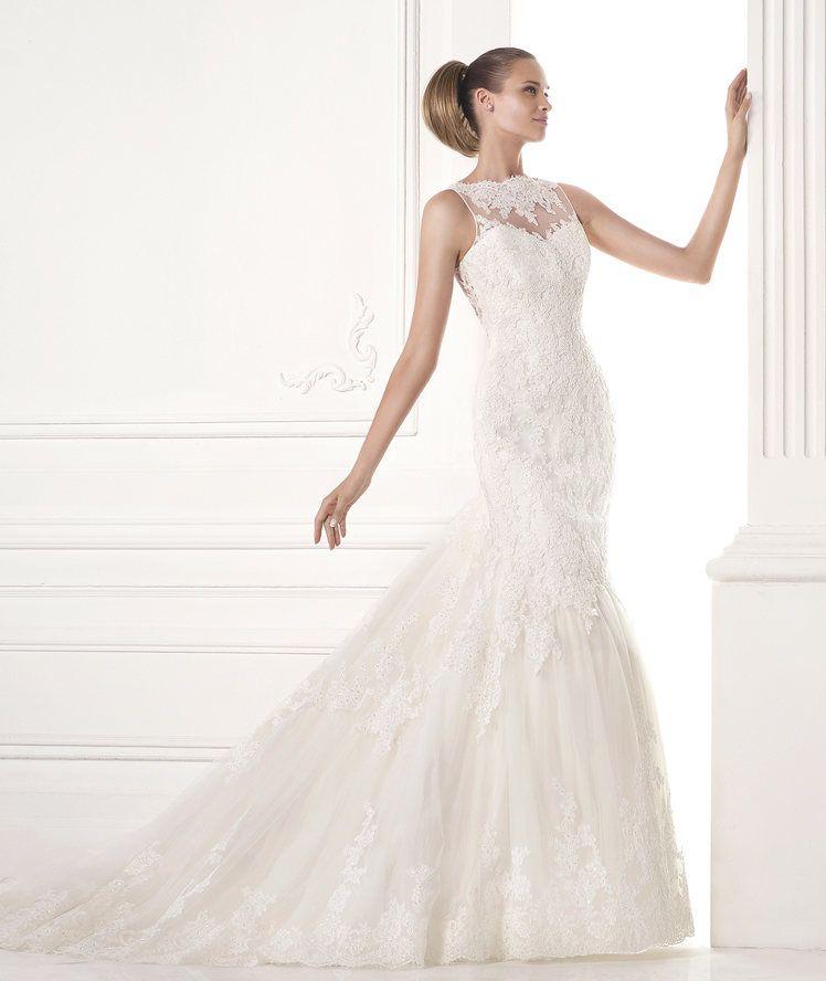 colección de vestidos de novias fashion de pronovias 2015 - vestidos