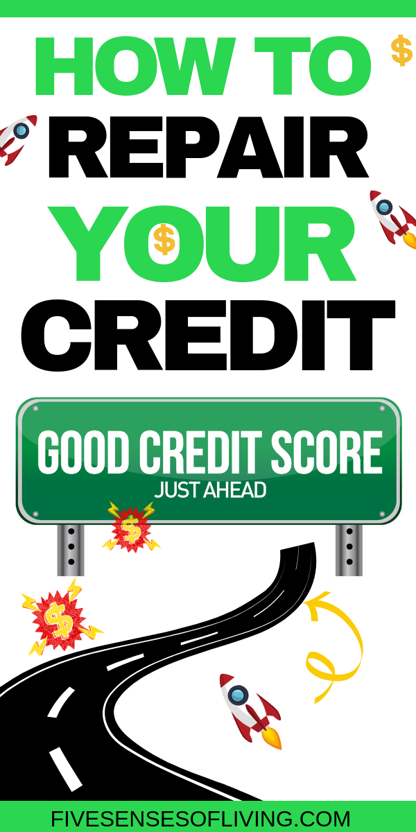 A Beginner S Guide To Understanding And Improving Your Credit Score Fix Your Credit Improve Your Credit Score Credit Score