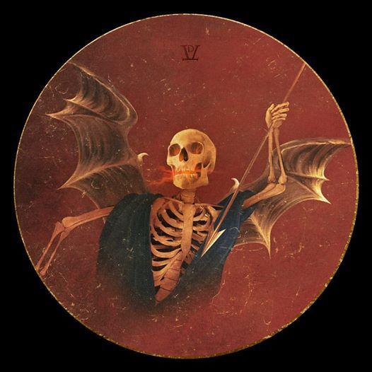 Изображения демонов Гоэтии и мифологических сущест