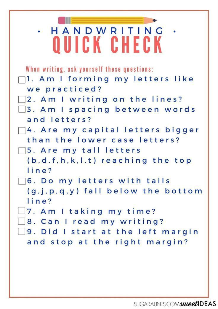 handwriting quick check self assessment list ils handwriting pencil grip handwriting. Black Bedroom Furniture Sets. Home Design Ideas