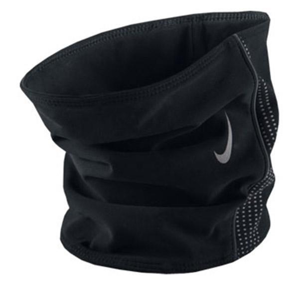 Nike Accessories Neck Warmer Thermal Black / Anthracite. Abbigliamento uomo  Scaldacollo, Runnerinn.com