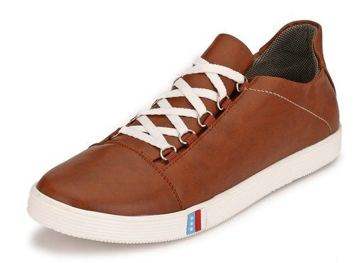 47548d2b3baa2 Afrojack U.S.A Men s Brown Synthetic Leather Sneakers  Afrojack U.S.A