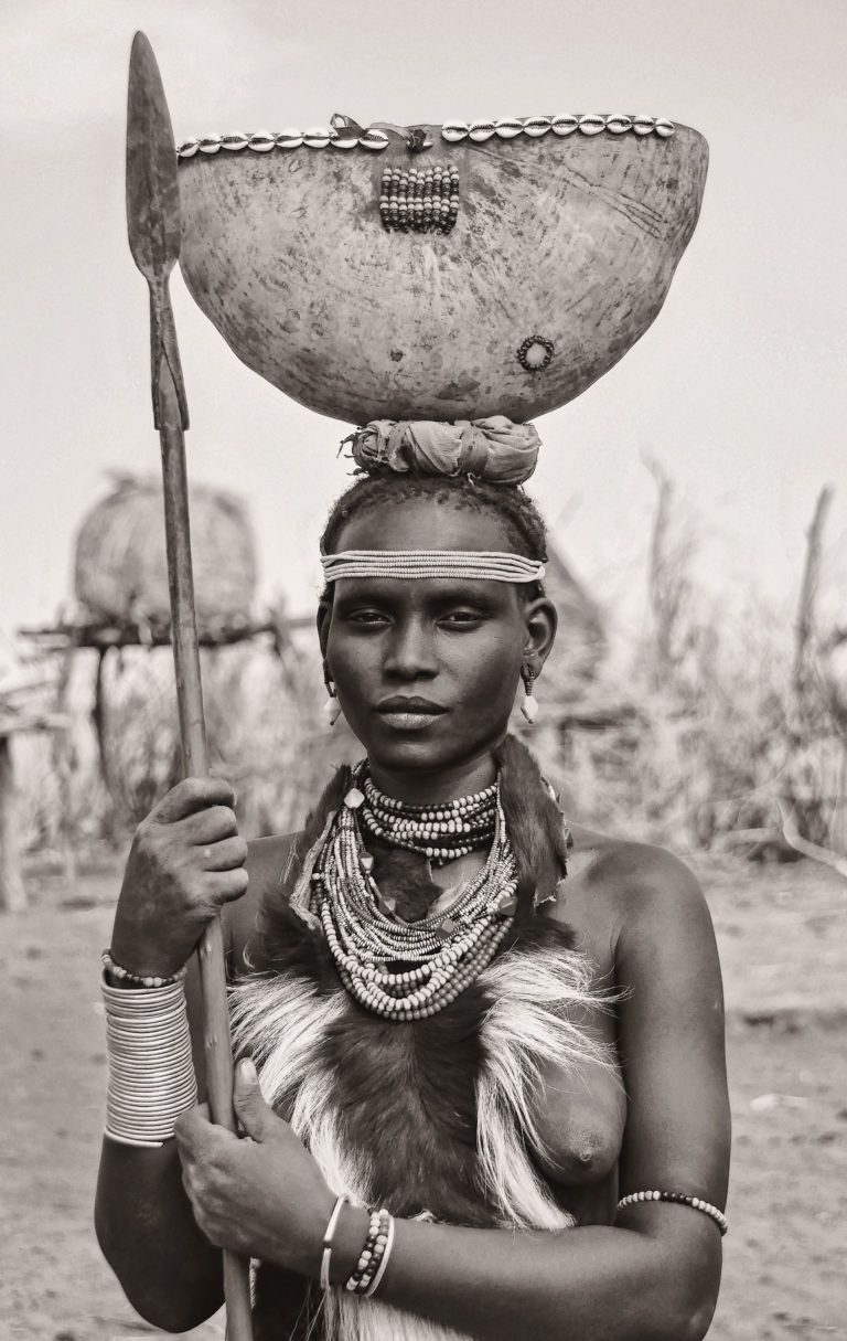 Traditional, Dassanech Tribe, Ethiopia