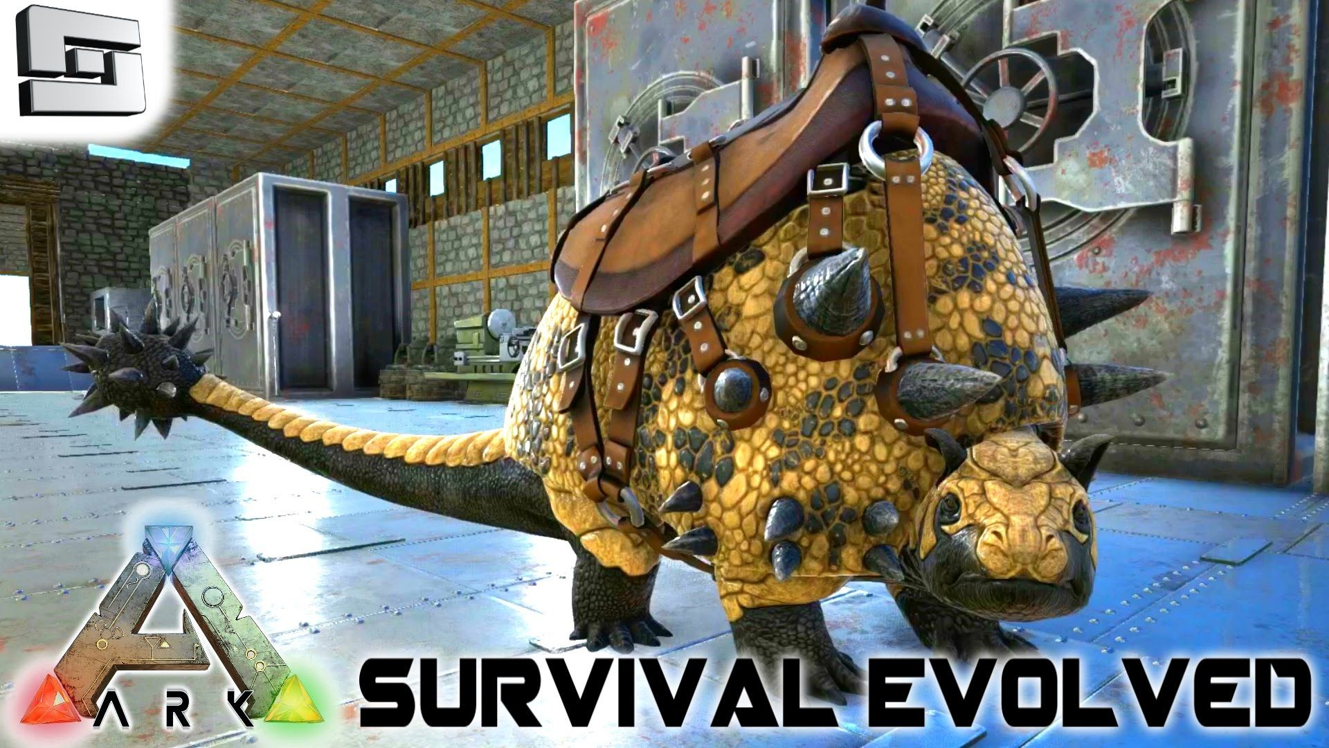 Delightful ARK: Survival Evolved   TAMING A DOEDICURUS! E70 ( Gameplay )