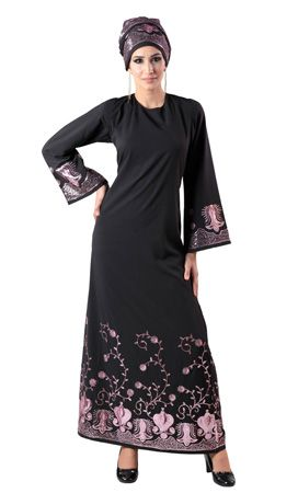 Salma Abaya (Set) | Women | Eastessence.com