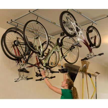 Saris Cycle Glide 天井設置式サイクルラック 自転車置き場