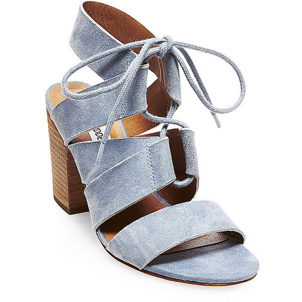 685e4f4a68e Steve Madden Women s Emalena Sandals (€89) ❤ liked on Polyvore featuring  shoes