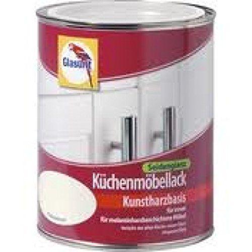 Glasurit Küchenmöbellack 750 ml Farbe: kokosnuss Glasurit http://www ...