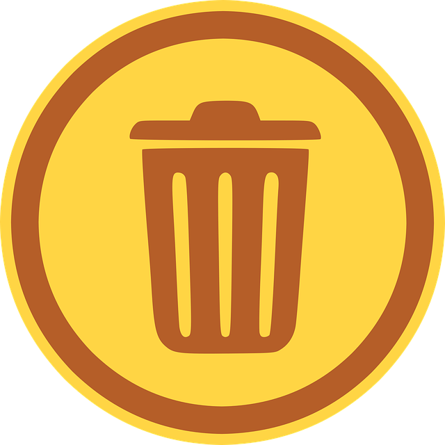 Free Image On Pixabay Icon Trash Garbage Bin Can Make A Donation My Images How To Make