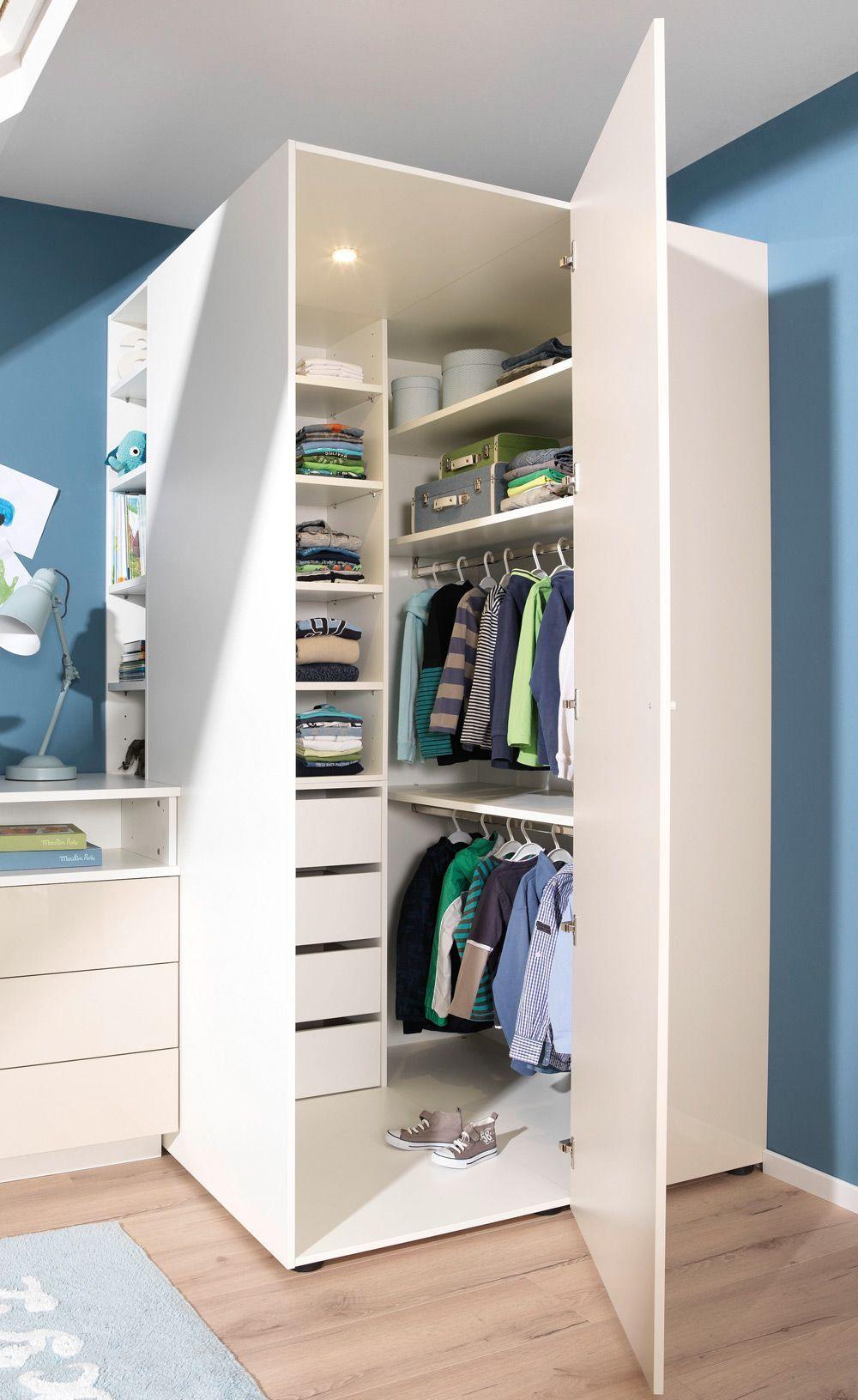 Billig Begehbarer Kleiderschrank Fur Kinderzimmer Cama Para