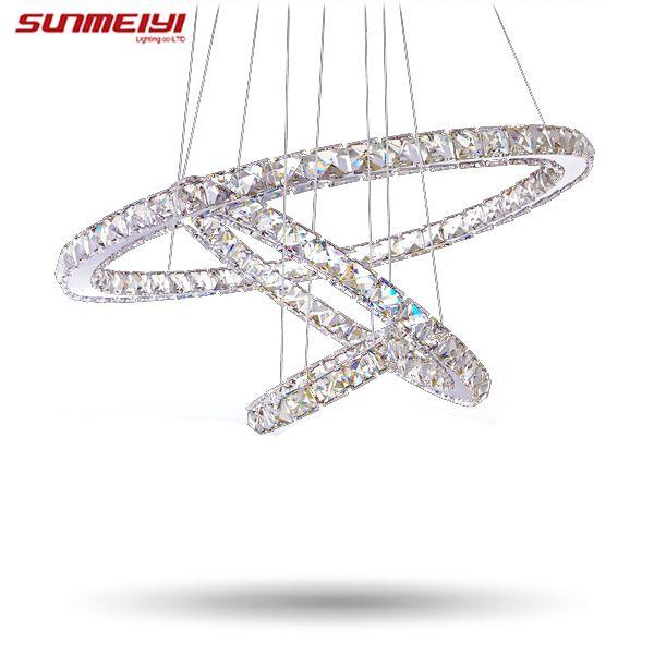 Moderne LED Kristall Kronleuchter Lichter Lampe Für Wohnzimmer - deckenleuchten für wohnzimmer