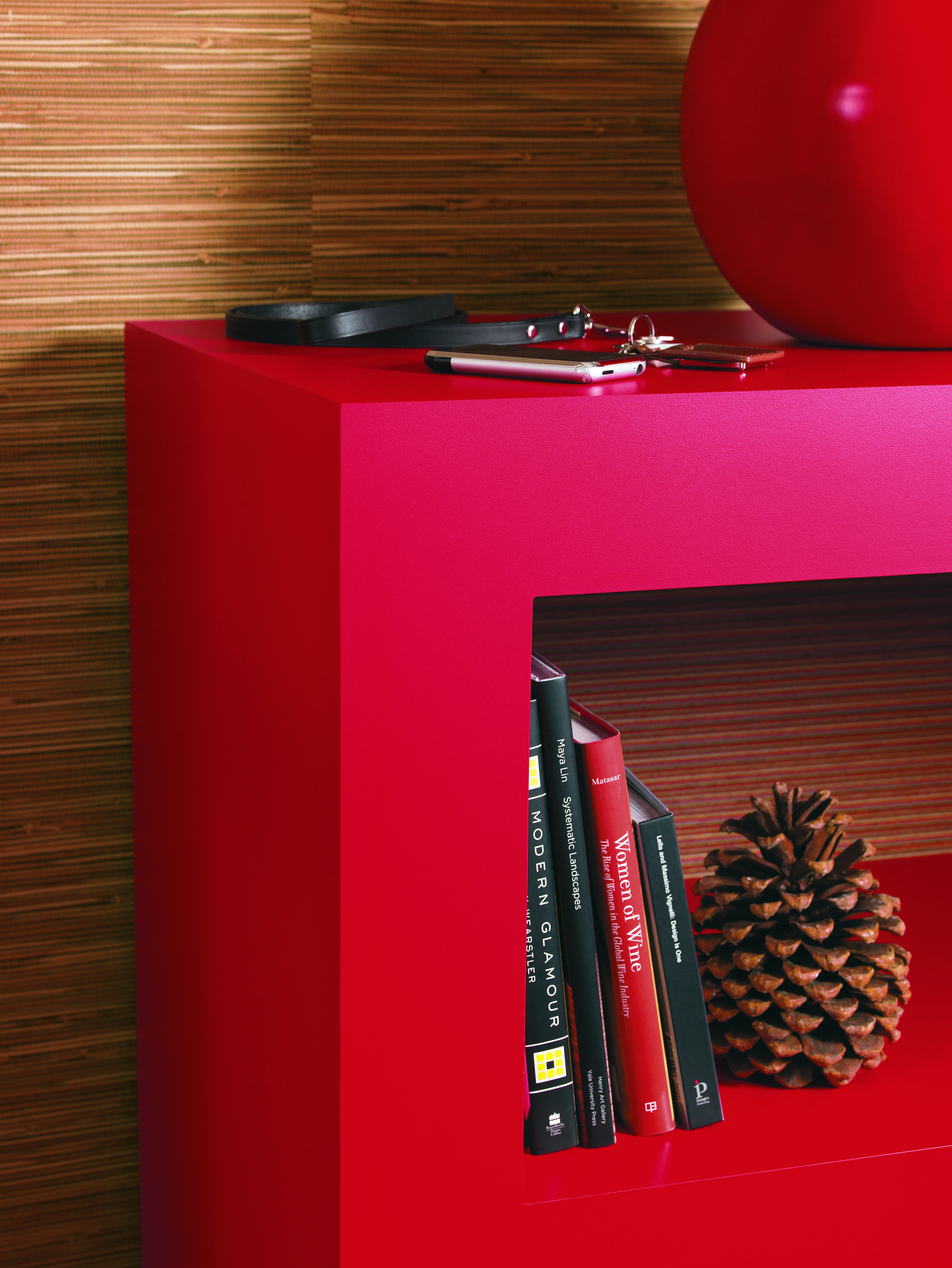 ColorCore® by Formica Group Spectrum Red CC7845 Formica