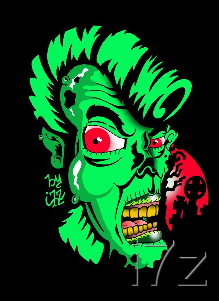 Resultado de imagen para zombie diseños