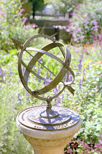 Armillary Sphere At Greenfield Village