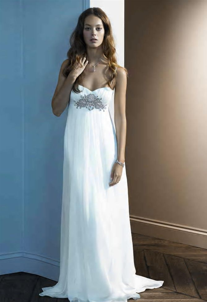 Jenny Packham 2008 Bridal Collection | For the Future | Pinterest ...