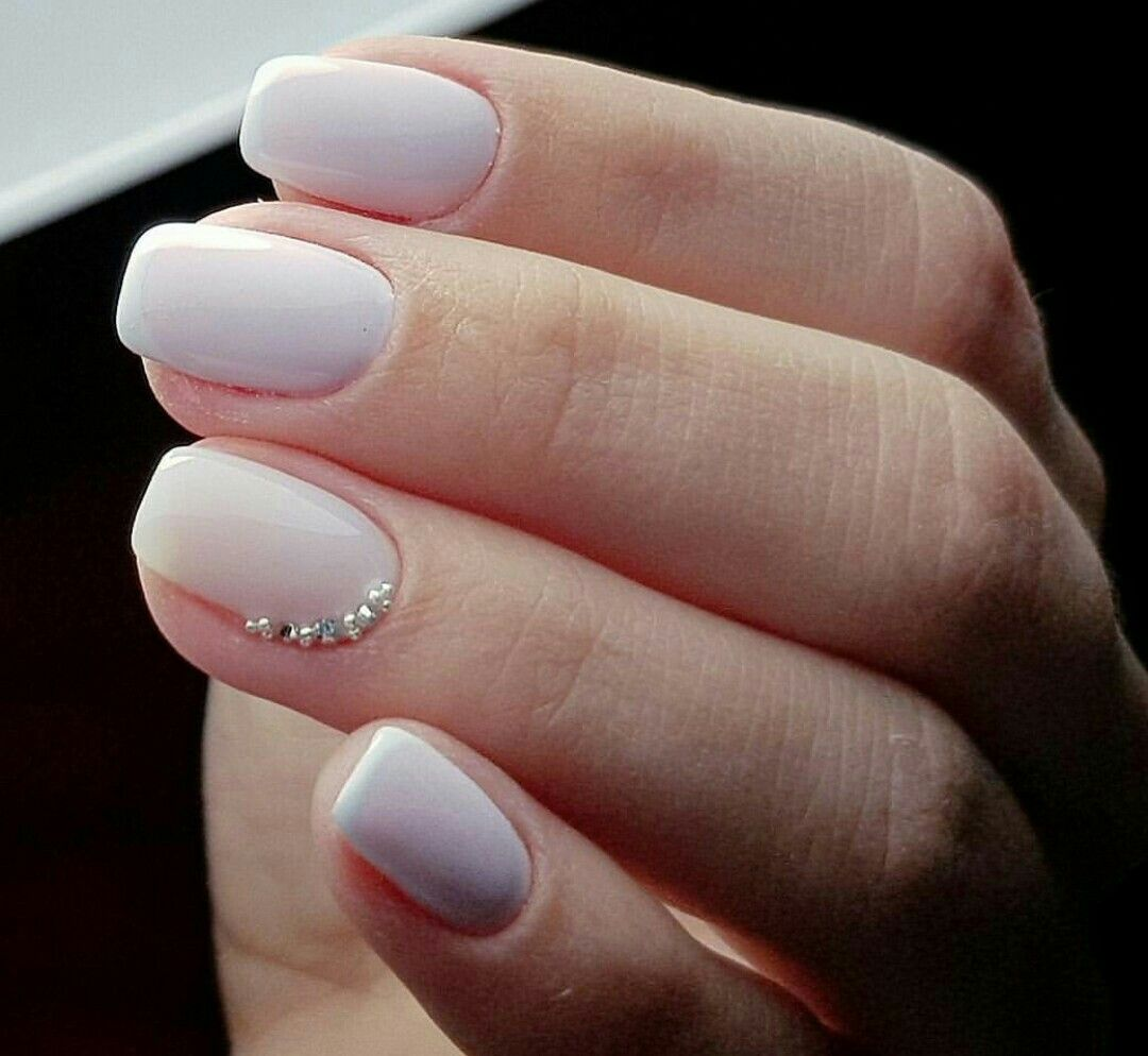 Pin by Соня on 1ногти | Pinterest | Nail nail, French nails and Ongles