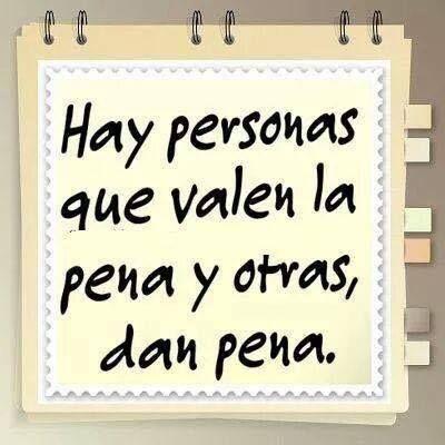 Hay personas....!!!