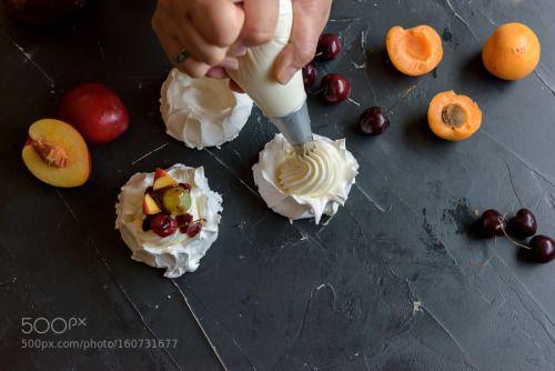 Making desserts by ittaid  IFTTT 500px