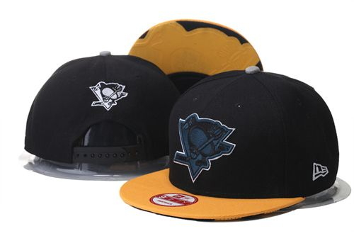 Pittsburgh Penguins Snapback Hats CapsBrim Under Logo 38|only US$8.90 - follow me to pick up couopons.