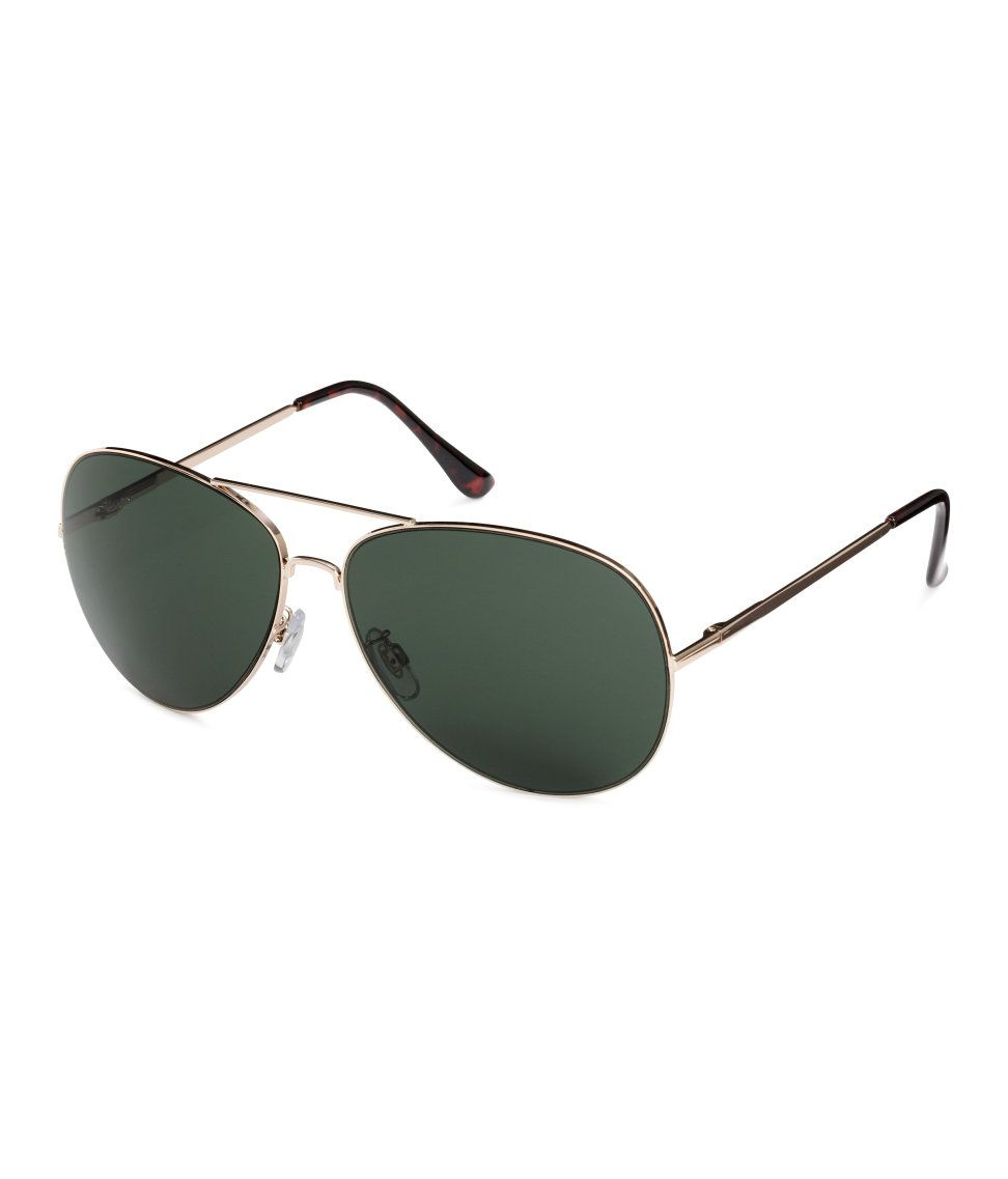 fe5b5757670f Men's Aviator Sunglasses | H&M Gifts | H&M GIFT GUIDE | H&m gifts ...