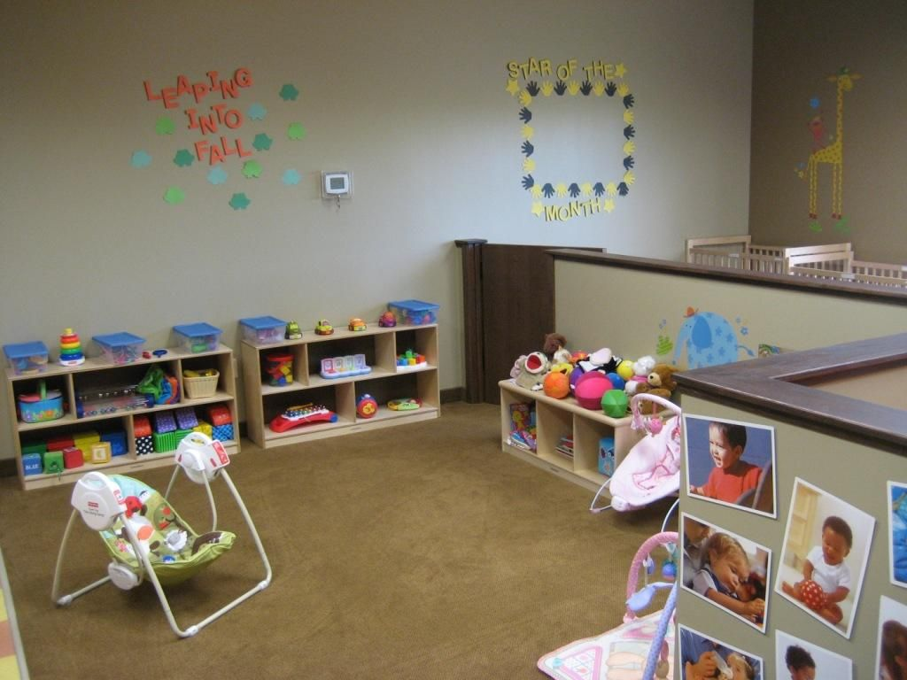 Montessori Classroom Decoration Ideas ~ I totally decorated this room lol awesome infant
