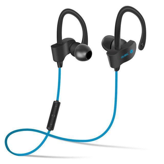 Wireless Stereo Bluetooth Sports Earphone With Mic Control Headphone Earbuds Running Headset Earbud Headphones Bluetooth Headphones Wireless Wireless Earphones