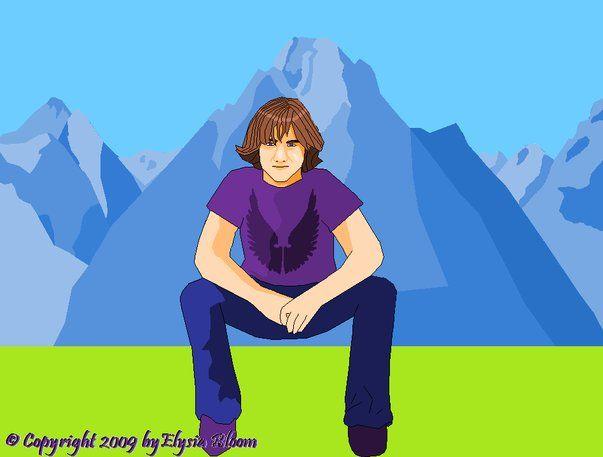 Adventurer Alex  by Megan Noelle McMillan