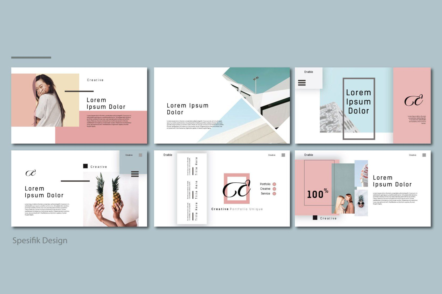 Enable Free Presentation Template การออกแบบปก ด ไซน ปกหน งส อ