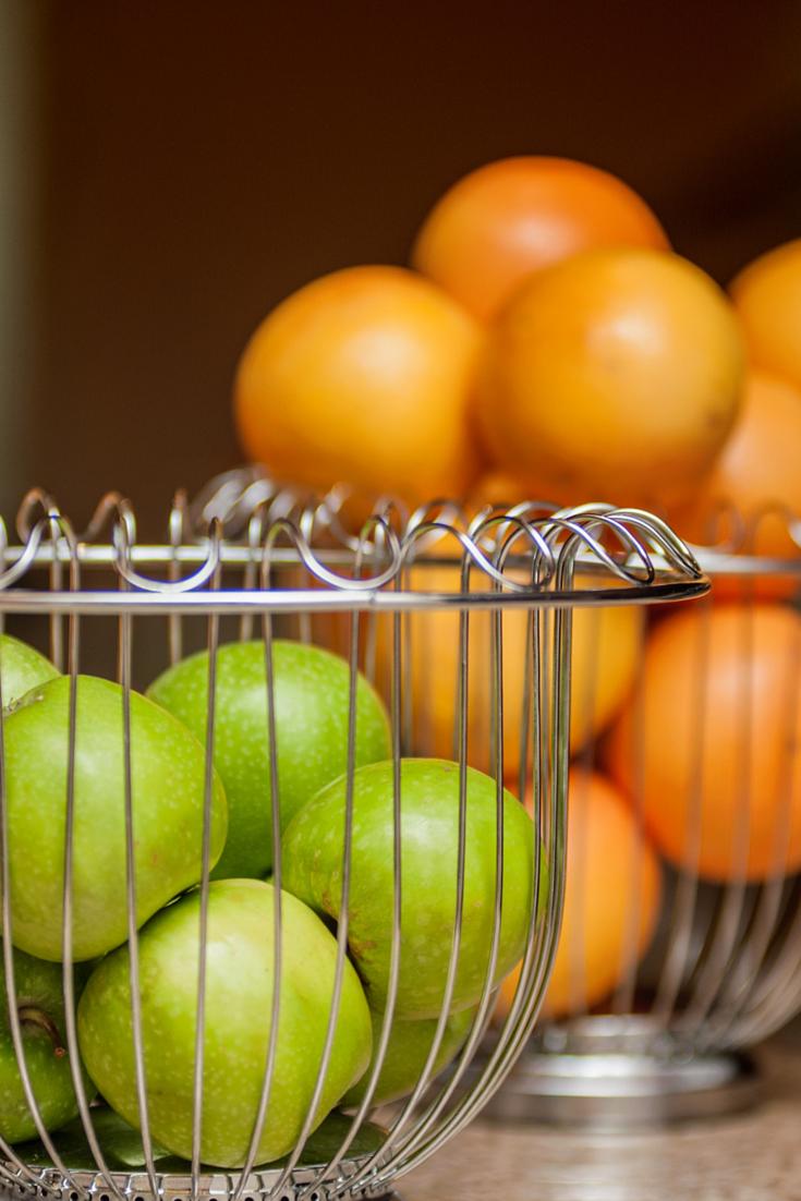 Fresh Fruit at Zest every day ! #AlAInRotana