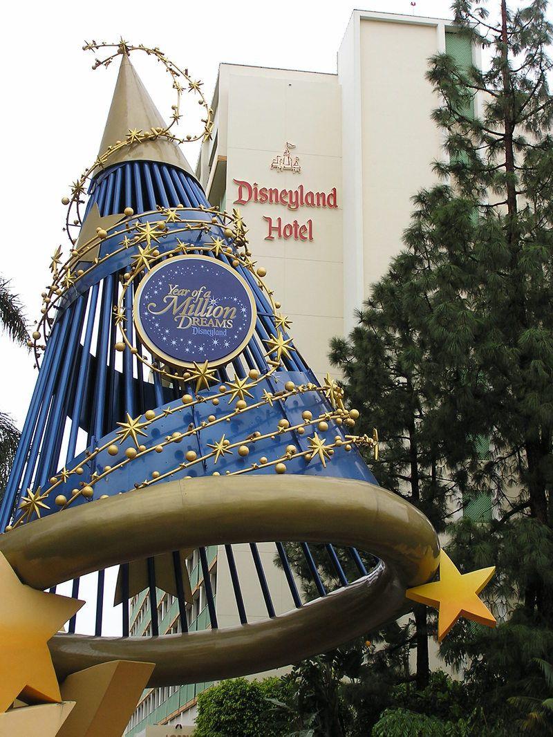 Inexpensive Disneyland Anaheim Hotels -time